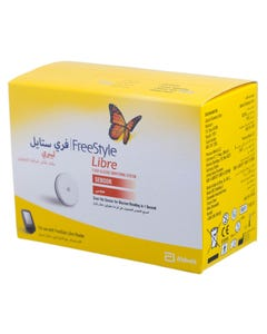 Free Style Libre Blood Glucose Sensor Replacment