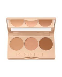 Rimmel Insta Concealer & Contour Pallete - 020 - Medium