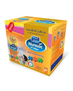 Nuralac Plus Milk (3) Growing Up Ready To Drink 250 ml 6 pcs