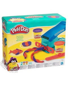 Play Doh Fun Factory +3 years