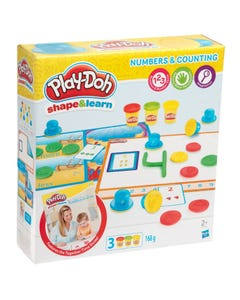 Play Doh Numbers And Counting +2 years
