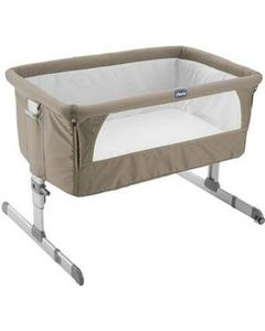 Chicco Next 2 Me Co-Sleeping Crib Dove (Grey)