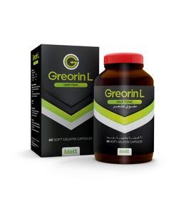 Greorin L Hair Tonic 60 Capsules