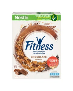 Nestle Fitness Chocolate Whole Grain Cereal 375 gm