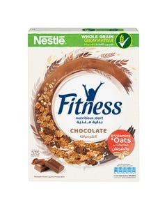 نستلة فتنيس سيريال الحبوب الكاملة شوكولاتة 375 جرام