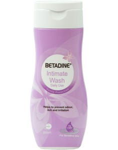 Betadine Intimate Wash Daily Use 300 ml