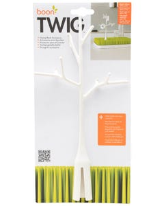 Boon Drying Rack Accessory Twig Shape - White