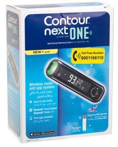 كونتور نيكست وان جهاز قياس مستوي السكر في الدم