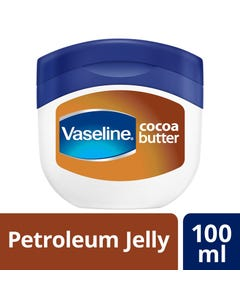 Vaseline Petroleum Jelly Cocoa Butter 100 ml