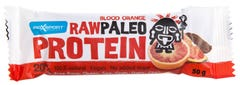 ماكس سبورت الواح بروتين رو باليو برتقال احمر 50 جم