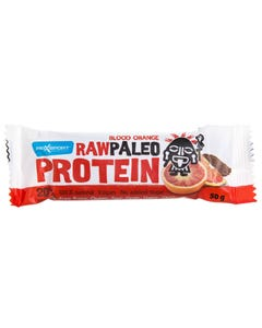 Maxsport Protein Bars Raw Paleo Blood Orange 50 gm