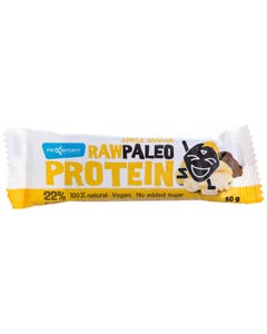 Maxsport Protein Bars Raw Paleo Jungle Banana 50 gm
