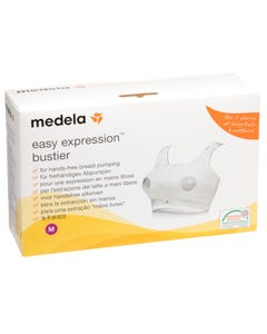 Medela Easy Expression Bustier White Medium