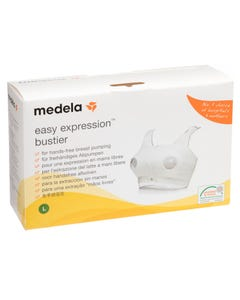 Medela Easy Expression Bustier White Large