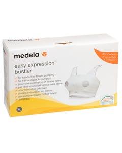 Medela Easy Expression Bustier White X-Large