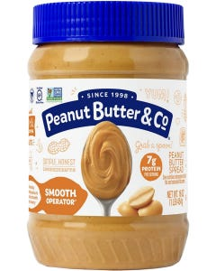 Peanut Butter & CO Smooth Operator 454 gm