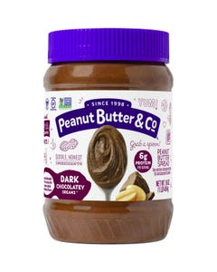 Peanut Butter & CO Dark Chocolate 454 gm