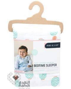 Babe Au Lait Muslin Bedtime Sleepers (12-18 months)- Oahu