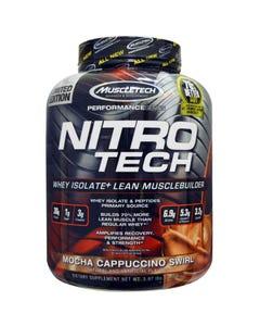 Muscletech Nitro Tech Powder Mocha Cappuccino1.8 kg