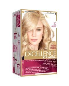 Excellence Cream ULTRA LIGHT BLONDE 10