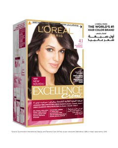 Excellence Cream Profound Brown 4.1