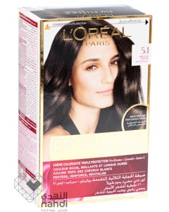 Excellence Cream Profound Light Brown 5.1
