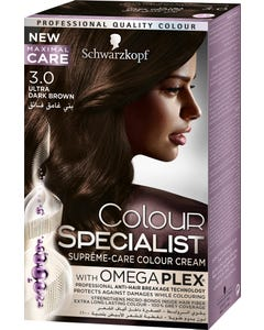 Color Specialist 3-0 Tube Ultra Dark Brown 60 ml