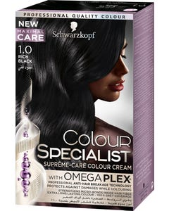 Color Specialist 1-0 Tube Rich Black 60 ml