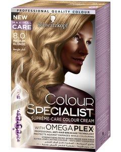 Color Specialist 8-0 Tube Medium Blonde 60 ml