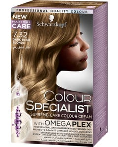 Color Specialist 7-32 Tube Dark Beige Blonde 60 ml