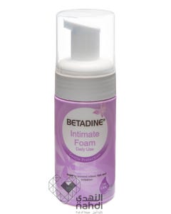 Betadine Intimate Foam Daily Use 100 ml