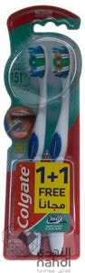 Colgate Toothbrush 360 Medium 1+1 Free