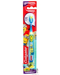 Colgate Toothbrush Minions +6 Years