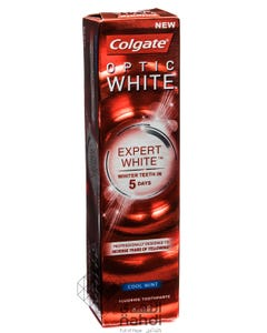 Colgate Toothpaste Optic White Extrpert White 75 ml
