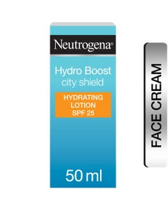 Neutrogena Hydro Boost City Shield SPF 25 - 50 ml