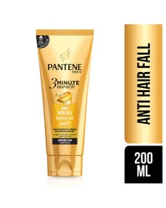 Pantene 3 Minutes Miracle Anti Hair Fall (Conditioner + Mask) 200 ml