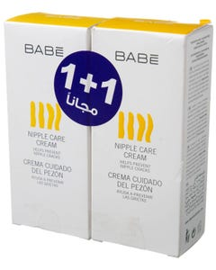BABE Nipple Care Cream 30 ml Promo Pack 1+1