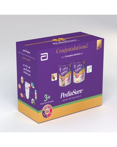 PediaSure Complete 3+ Vanilla & Chocolate