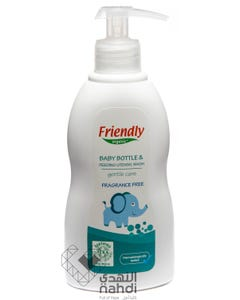 Friendly Organic Baby Bottle Washing Liquid 300 ml