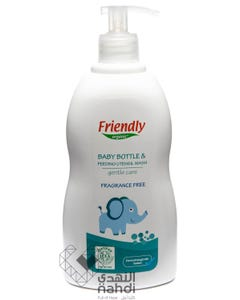 Friendly Organic Baby Bottle Washing Liquid 500 ml