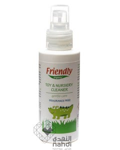 Friendly Organic Toys & Nursery Cleaner 100 ml