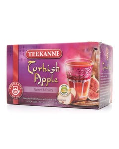 Teekanne Turkish Apple 20 Tea Bags