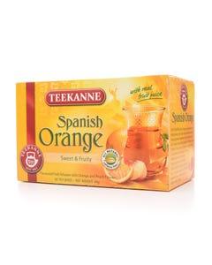 تيكاني شاي بطعم البرتقال الاسباني 20 مغلف