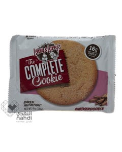 Lenny & Larrys The Complete Cookies High Protein Snickerdoodle 113 gm