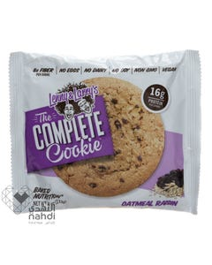 Lenny & Larrys The Complete Cookies High Protein Oatmeal Raisin 113 gm