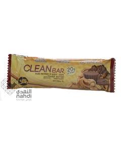 Clean Bar Pure Protein Bar  Peanut Butter 60 gm