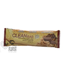 Clean Bar Pure Protein Bar  Peanut Butter 60 gm