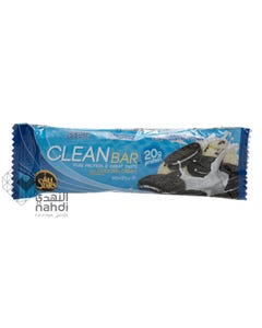 Clean Bar Pure Protein Bar Cookies And Cream 60 gm