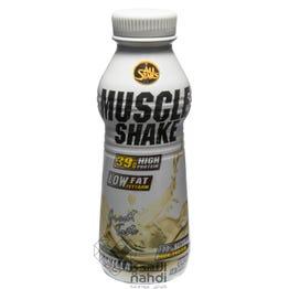 ماصل شيك 39 جرام بروتين نكهة االفانيلا 500 مل