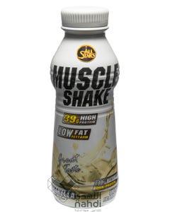 Muscle Shake 39 Gram Protein Vanilla 500 ml